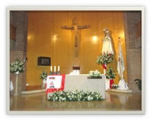 Información parroquial